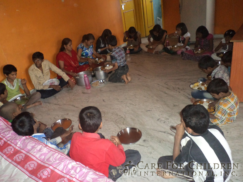 Our Hyderabad Orphanage Sends Its Gratitude From-Care-For-Children-International inc 231