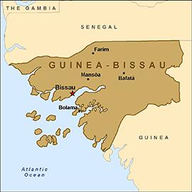 Estatísticas sobre Guiné-Bissau